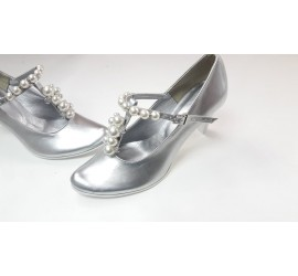 Perełki buty  E-00155 CASANI