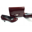 Małe buty W/E-00145 R  32,33,34,35