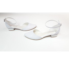 Zapinane buty E-00167 CASANI