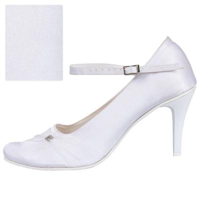 Biały / biały spód